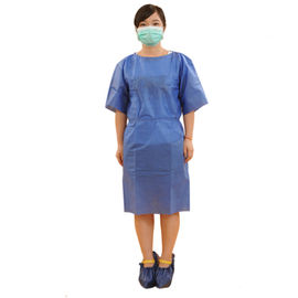 Waterproof Non Woven Surgical Gown Medical Disposable Products Alkali Proof