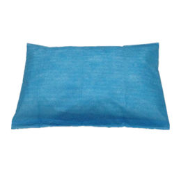 Hotel / Hospital Disposable Pillow Cases / Sheets Non Woven Fabric Material S M L Size
